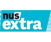 NUS Extra Logo